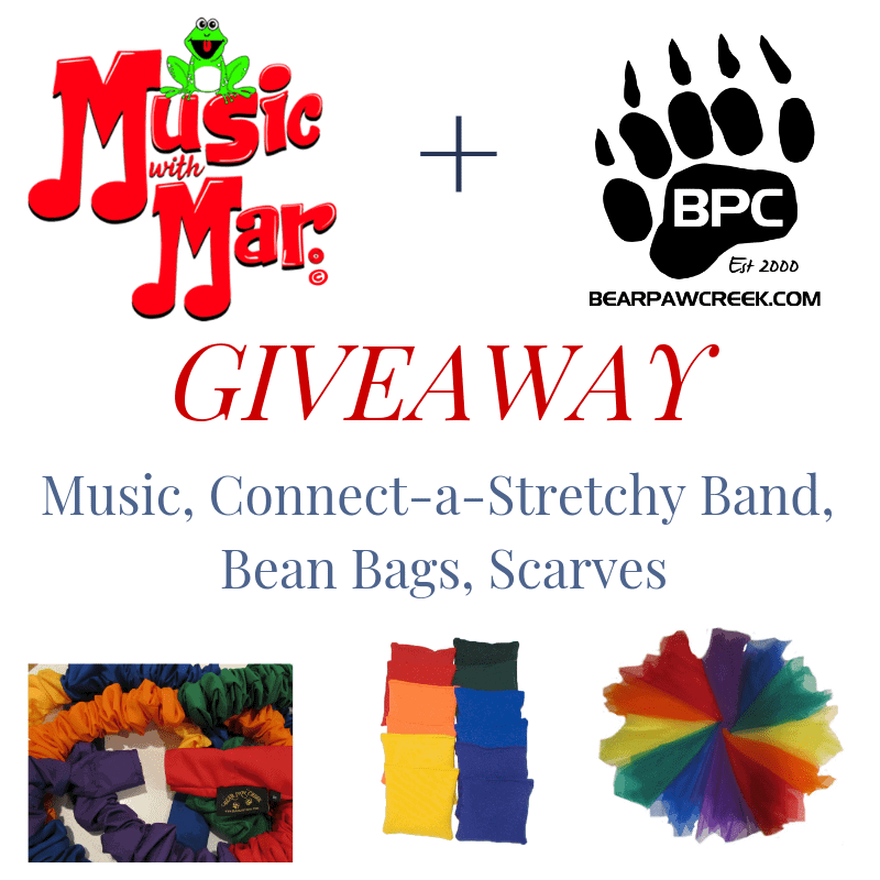 Music with Mar and Bear Paw Creek Giveaway 2019