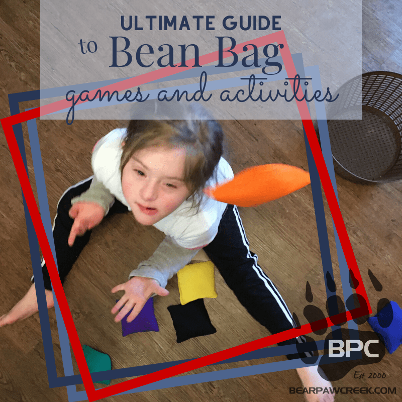 Ultimate Guide To Bean Bag Activities and Games