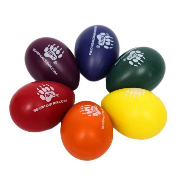 Best Music Activities Bear Paw Creek Eggshakers Let's Play Music Educators and Therapists