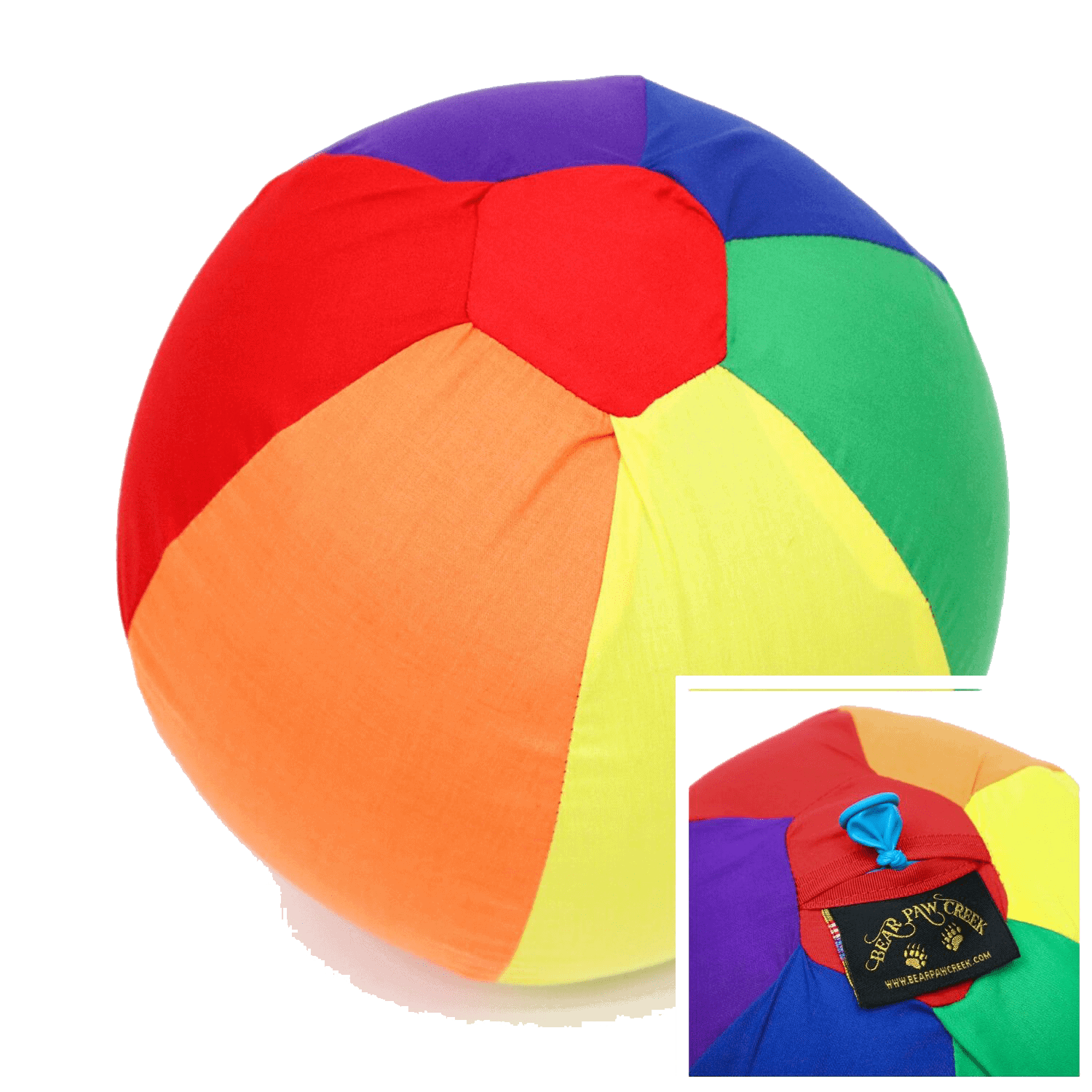 Colorful-Music-Education-Tool-Rainbow-Balloon-Ball-Parents